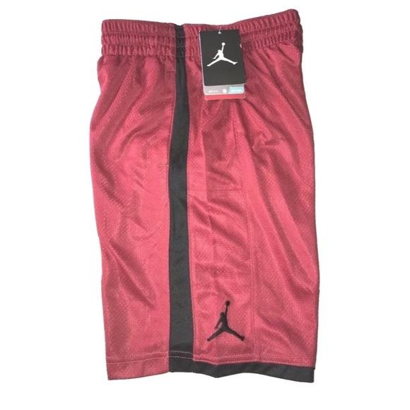 db2b17fdfcec Nike Dri-Fit Air Jordan Jumpman Youth Boys Shorts